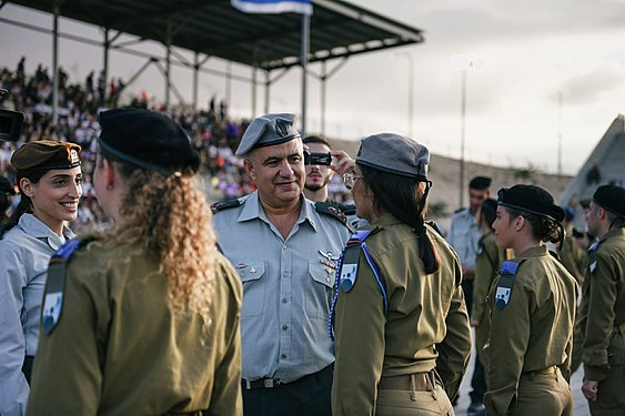 IDF Adjutant Corps, October 2018. I.jpg