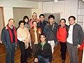 II Wikiencuentro en Santiago de Chile-fotogrupal01.jpg