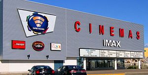 Empire Theatres - Empire Theatres in Bayers Lake Business Park in Halifax, Nova Scotia, now operated by Cineplex.