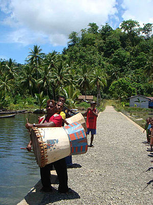 Waigeo - People in Waigeo