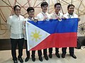 IPhO-2018 07-28 team-philippines.jpg