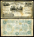 IRE-Gibbons & Williams Bankers (Dublin)-5 Pounds (1833).jpg