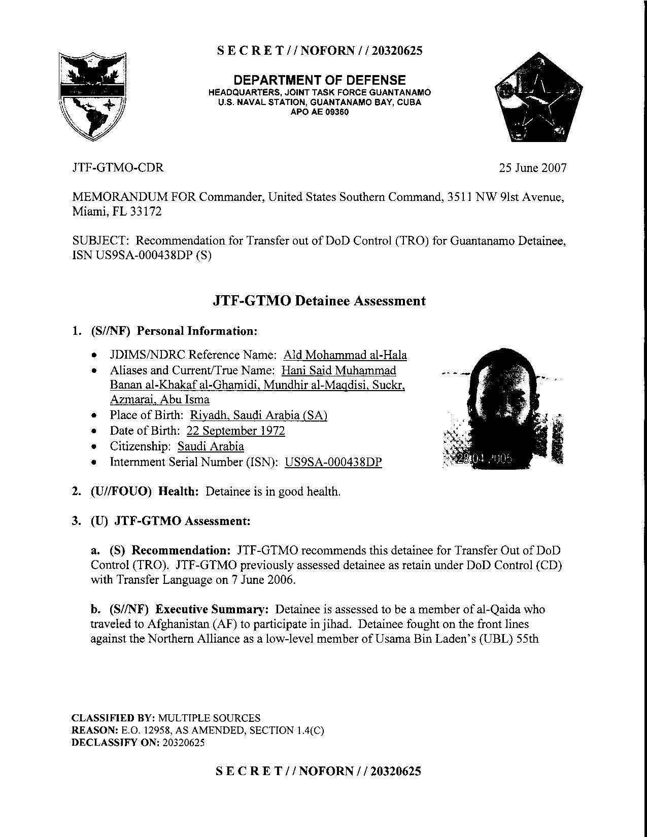 ISN 438's Guantanamo detainee assessment.pdf
