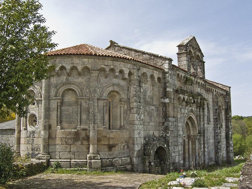 Iglesia de San Pedro de Dozón