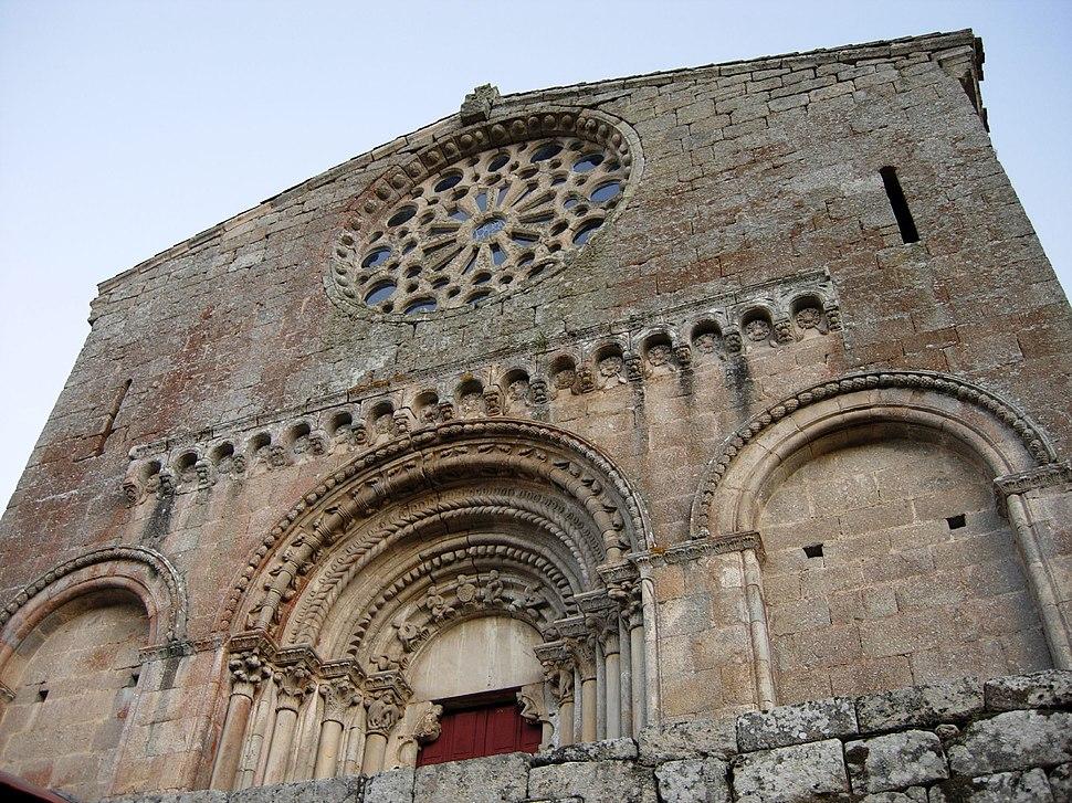 Iglesia de Santo Estevo de Ribas de Miño