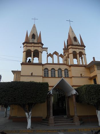 Iglesia en Tierra Blanca%2C Ver