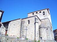 Iglesia parroquial de San Juan Bautista, Mombeltrán (Ávila).JPG