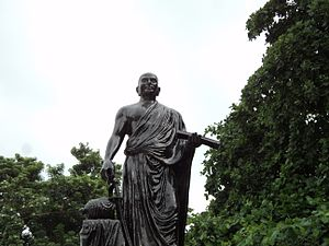 Tamil literature - Ilango Adigal (c. 100 CE) wrote Silappathikaaram of Five great epics.