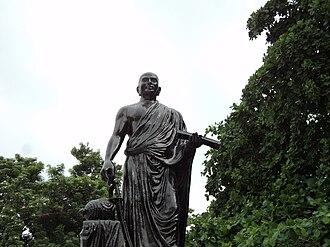 Tamil literature - Ilango Adigal (c. 100 CE) wrote Silappathikaaram of Five great epics.
