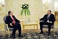 Ilham Aliyev and Sali Berisha, 2013 02.jpg