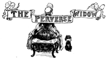 Illustration at page 5 of The Perverse Widow and The Widow, 1909.png