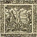 """Image from page 573 of """"Omnia Andreae Alciati V.C. Emblemata - cum commentariis, quibus emblematum detecta origine, dubia omnia, et obscura illustrantur"""" (1602) (14748468435).jpg"""