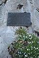 In Gedenken an Pfarrer Herbert Diem 21 Oktober 1969 Roggalspitze.JPG