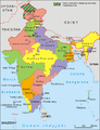 India administrative map 1956 PL.png