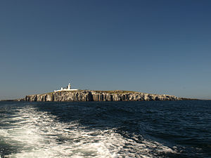 Farne Islands - Image: Inner Farne Wide View