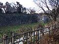 Inner moat of Nagoya Castle near Shiyakusho (Nagoya City Office) Station.JPG