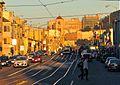 Inner sunset at sunset - judah street, san francisco (2012) (8138493997).jpg