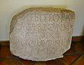 Inscripció romana al Museu Arqueològic d'Oliva.JPG