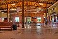 Inside Durham's Amtrak station - panoramio.jpg