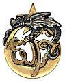 Il y  a  65  as le  7  mai  chue  de  Dien  Bien  Phu 95px-Insigne_du_3e_RTA_type_2