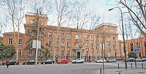 Instituto Geográfico Nacional (Spain) - Headquarters (Madrid).