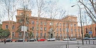 Instituto Geográfico Nacional (Spain) - Headquarters (Madrid).