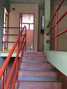 Mezzanine House Exterior