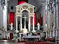 Interior of San Francesco della Vigna (Venice) 2010.jpg
