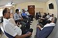 Introductory Session - NMST Delegates Visit NCSM - Kolkata 2017-06-19 2050.JPG