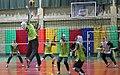 Iran women's national volleyball team camp - 7 September 2011 02.jpg