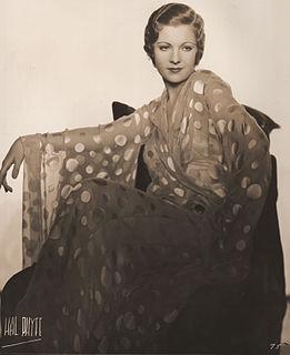 Irene Ware American actress
