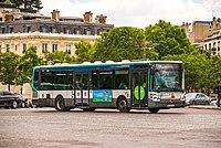 Irisbus Citélis Line 3597 RATP, ligne 52, Paris.jpg