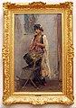 Isaac Lazarus Israëls (1865-1934), Trommelslaagster, 1908, Olieverf op doek.JPG