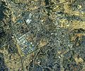 Isehara city center area Aerial photograph.1988.jpg