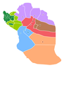 Isfahan County Map-blank.png