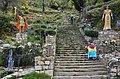 Isla del Sol - Incké schody, Yumani - panoramio.jpg