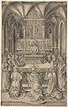 Israhel van Meckenem The Mass of Saint Gregory.jpg