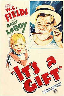 <i>Its a Gift</i> 1934 film by Norman Z. McLeod