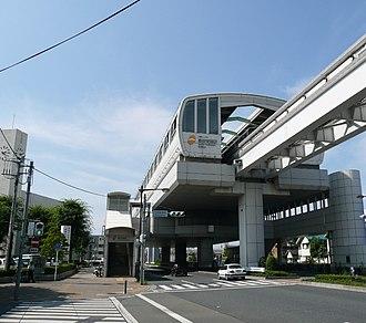 Izumi-Taiikukan Station - Izumi-Taiikukan Station