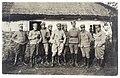 Józef Piłsudski i oficerowie I Brygady Legionów Polskich. (337619).jpg