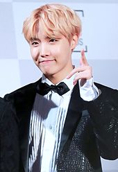 6603db8690e62 J-Hope at the 26th Seoul Music Awards in January 2017.