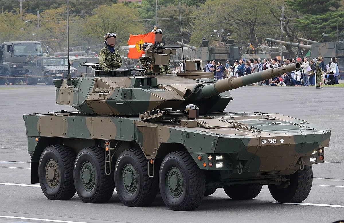 Type 16 maneuver combat vehicle - Wikipedia