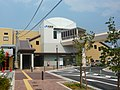 JR柏原駅 Kashiwara Station, JR Kansai line - panoramio.jpg