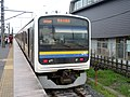 JRE 209 Tōgane Line at Narutō Station.jpg
