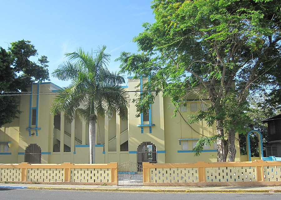 Jacinto Lopez Martinez Grammar School