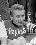 Jacques Anquetil en 1963.