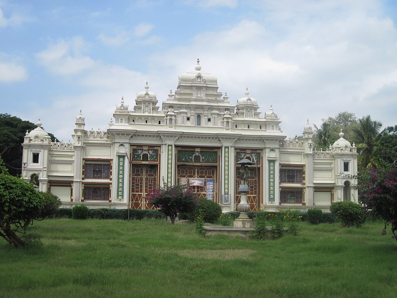 Jagmohan Palace And Art Gallery