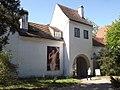 Jagdschloss Grunewald - Osttor (Grunewald Hunting Lodge - East Gate) - geo.hlipp.de - 28112.jpg