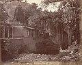 Jain temple ruins at Bhangarh Rajasthan India, 1860 photo.jpg
