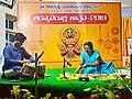 Jaltarang music concert by Vidushi Shashikala Dani at Navratri Utsav Ramkrishna Ashram Gadag.jpg
